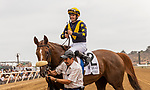 JULY 24, 2021: United and Flavien Prat win the Eddie Read Stakes at the Del Mar Fairgrounds in Del Mar, California on July 24, 2021. Evers/Eclipse Sportswire/CSM