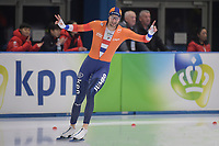 SPEEDSKATING: 23-11-2019 Tomaszów Mazowiecki (POL), ISU World Cup Arena Lodowa, 1500m Men Division A, Thomas Krol (NED), ©photo Martin de Jong