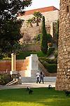 Castillo de la Concepcion en Cartagena.