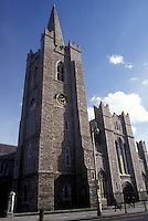 AJ0961, Europe, Republic of Ireland, Ireland, Dublin. St. Patrick's Cathedral in Dublin in County Dublin.