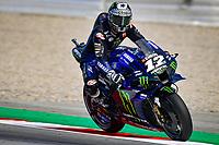 26.09.2020, Circuit de Barcelona Catalunya, Barcelona, MotoGp of Catalunya, Qualification sessions;  12 Maverick Vinales ESP