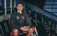 Monday 30th December 2019 | Ulster Rugby Match Briefing<br /> <br /> Ulster Rugby backrow Matty Rea at the Match Briefing held at Kingspan Stadium, Belfast ahead of the PRO14 Round 10 inter-pro clash against Munster at Kingspan Stadium, on Friday 3rd January 2020. Photo by John Dickson / DICKSONDIGITAL<br /> <br /> NB This image has been filtered.