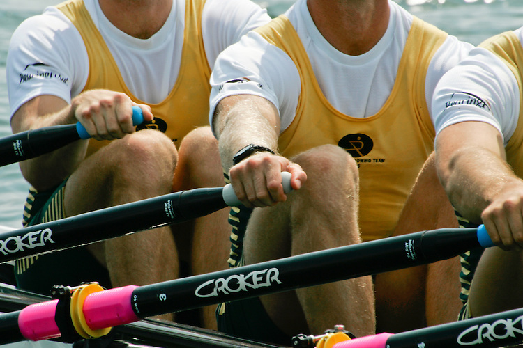 Rowing, Dorney Lake, England, FISA World Rowing Championships, Rowers in blur motion, hands,