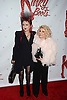 """Cyndi Lauper and Joan Rivers arrive at the """"Kinky Boots"""" Broadway Opening on April 4, 2013 at The Al Hirschfeld Theatre in New York City. Harvey Fierstein wrote is the Book Writer and Cnydi Lauper is the Composer."""