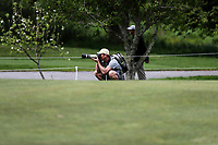 Jamie Troughton of Dscribe Media during the Asia Pacific Amateur Golf Championship Round Four, Royal Wellington Golf Course, Wellington, New Zealand, 29 October2017.  Photo: Simon Watts/www.bwmedia.co.nz