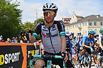 Simon Yates (GBR) Team BikeExchange lines up for the start of Stage 20 of the 2021 Giro d'Italia, running 164km from Verbania to Valle Spluga-Alpe Motta, Italy. 29th May 2021.  <br /> Picture: LaPresse/Gian Mattia D'Alberto   Cyclefile<br /> <br /> All photos usage must carry mandatory copyright credit (© Cyclefile   LaPresse/Gian Mattia D'Alberto)