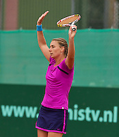 August 17, 2014, Netherlands, Raalte, TV Ramele, Tennis, National Championships, NRTK,  Danielle Harmsen (NED)<br />