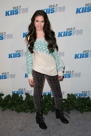 LOS ANGELES, CA - DECEMBER 01: Ryan Newman at KIIS FM's 2012 Jingle Ball at Nokia Theatre L.A. Live on December 1, 2012 in Los Angeles, California. Credit: mpi21/MediaPunch Inc.