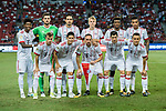Bayern Munich squad pose for team photo during the International Champions Cup match between FC Bayern and FC Internazionale at National Stadium on July 27, 2017 in Singapore. Photo by Marcio Rodrigo Machado / Power Sport Images