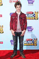 LOS ANGELES, CA, USA - APRIL 26: Nolan Gould at the 2014 Radio Disney Music Awards held at Nokia Theatre L.A. Live on April 26, 2014 in Los Angeles, California, United States. (Photo by Xavier Collin/Celebrity Monitor)