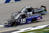 July 11, 2020:  #16: Austin Hill, Hattori Racing Enterprises, Toyota Tundra AISIN Group during Buckle Up In Your Truck 225 at Kentucky Speedway in Sparta, KY. (HHP/Harold Hinson)