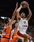 2019-10-04 Euroleague - Valencia Basket 71-96 CSKA Moscow