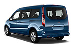 Car pictures of rear three quarter view of 2020 Ford Grand-Tourneo-Connect Titanium 5 Door Minivan Angular Rear