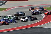 Pirelli World Challenge<br /> Grand Prix of Texas<br /> Circuit of The Americas, Austin, TX USA<br /> Saturday 2 September 2017<br /> Peter Kox/ Mark Wilkins<br /> World Copyright: Richard Dole/LAT Images<br /> ref: Digital Image RD_COTA_PWC_17225