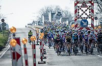tricky roll-out<br /> <br /> 53rd Le Samyn 2021<br /> ME (1.1)<br /> 1 day race from Quaregnon to Dour (BEL/205km)<br /> <br /> ©kramon