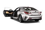 Car images of 2017 Lexus RC F-SPORT-Line 2 Door Coupe Doors
