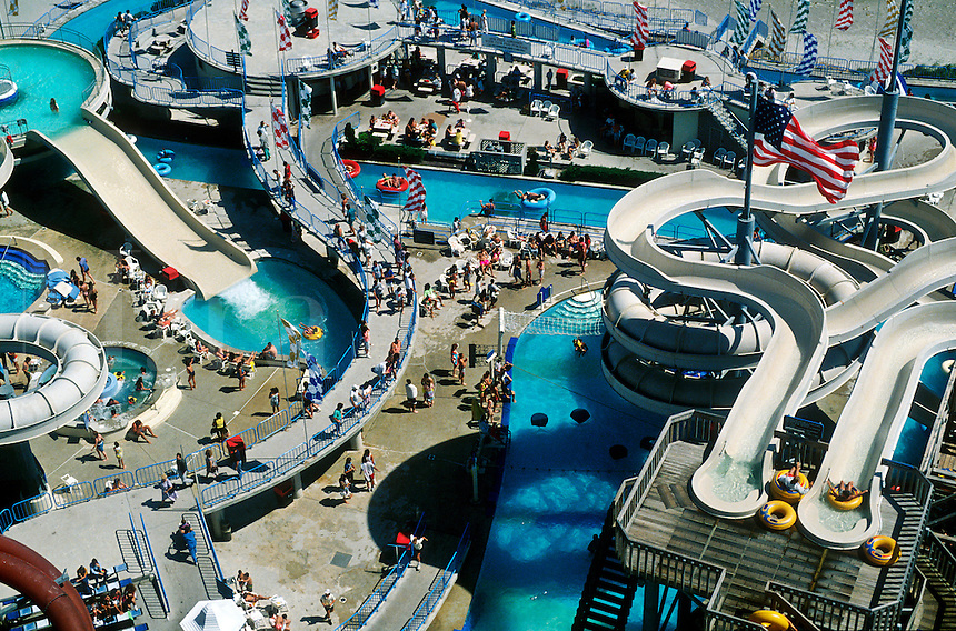 Waterworld, Atlantic City, New Jersey