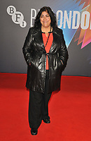 """Gurinder Chadha at the 65th BFI London Film Festival """"The Tender Bar"""" American Express gala, Royal Festival Hall, Belvedere Road, on Sunday 10th October 2021, in London, England, UK. <br /> CAP/CAN<br /> ©CAN/Capital Pictures"""