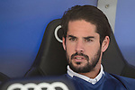 Isco Alarcon of Real Madrid prior to the La Liga match between Real Madrid and Atletico de Madrid at the Santiago Bernabeu Stadium on 08 April 2017 in Madrid, Spain. Photo by Diego Gonzalez Souto / Power Sport Images