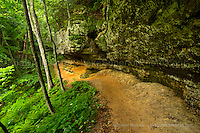path to Memorial Falls