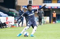 Terrell Egbri, Southend United crosses during Southend United vs Exeter City, Sky Bet EFL League 2 Football at Roots Hall on 10th October 2020