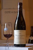 clos des barraults 1er cru domaine michel juillot mercurey burgundy france