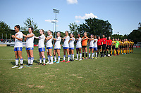 2018 Girls' DA U-15 Championship, Legends FC vs FC Dallas, July 11, 2018
