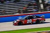 #20: Erik Jones, Joe Gibbs Racing, Toyota Camry Craftsman