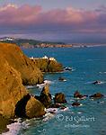 Point Bonita Lighthouse, Golden Gate National Recreation Area, Marin County, California