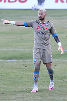 Nikita Contini of SSC Napoli<br /> during the friendly football match between SSC Napoli and SS Teramo Calcio 1913 at stadio Patini in Castel di Sangro, Italy, September 04, 2020. <br /> Photo Cesare Purini / Insidefoto