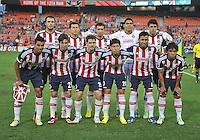 C.D. Guadalajara vs. D.C. United, July 12, 2013