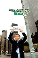 Ethan represented the country of Mexico while participating in the 2011 Montessori Model United Nations program.