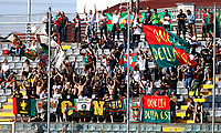 Cremona 02/10/2021 - campionato di calcio serie B / Cremonese-Ternana / photo Image Sport/Insidefoto<br /> nella foto: tifosi Ternana