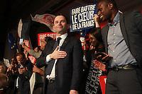 Dernier meeting de Benoit Hamon avant les primaires de la Gauche ‡ Montreuil, le 26/01/2017. # DERNIER MEETING DE BENOIT HAMON AVANT LES PRIMAIRES DE LA GAUCHE