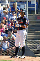 September 5, 2005:  David Bacani of the Binghamton Mets during a game at Jerry Uht Park in Erie, PA.  Binghamton is the Eastern League Double-A affiliate of the New York Mets.  Photo by:  Mike Janes/Four Seam Images