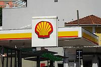 SÃO PAULO, SP, 18.03.2020 - Economia-SP - Posto de combustível Shell no Bairro da Consolação, em São Paulo, nesta quarta-feira, 18. A Raízen, que controla a Shell distribuidora de combustíveis, não está conseguindo abastecer sua rede de postos por problemas na área de tecnologia, podendo causar a falta de gasolina e diesel em estabelecimentos espalhados por todos os país.(Foto Charles Sholl/Brazil Photo Press/Folhapress)