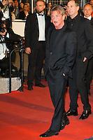 Sean Penn - CANNES 2016 - DESCENTE DU FILM 'THE LAST FACE'