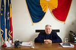 Beiu Ion, mayor of Saligny, Romania.