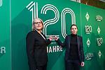 04.02.2019, Dorint Park Hotel Bremen, Bremen, GER, 1.FBL, 120 Jahre SV Werder Bremen - Gala-Dinner<br /> <br /> im Bild<br /> Birte Brüggemann / Brueggemann (Leiterin Frauenfussball SV Werder Bremen), Carmen Roth (Trainerin SV Werder Bremen 1. Frauen), <br /> <br /> Der Fussballverein SV Werder Bremen feiert am heutigen 04. Februar 2019 sein 120-jähriges Bestehen. Im Park Hotel Bremen findet anläßlich des Jubiläums ein Galadinner statt. <br /> <br /> Foto © nordphoto / Ewert