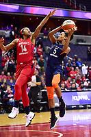 WNBA: Connecticut Sun at Washington Mystics