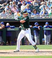 Sean Murphy - Oakland Athletics 2020 spring training (Bill Mitchell)