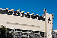Vanderbilt University stadium, Nashville, Tennessee, USA.