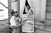 - Nicaragua, home in the city of Bluefields, on the Atlantic coast (January 1988)<br /> <br /> - Nicaragua, abitazione nella città di Bluefields, sulla costa Atlantica (Gennaio 1988)