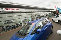 Vertu Honda dealership Nottingham