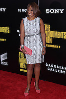 """NEW YORK, NY - FEBRUARY 04: Gayle King at the New York Premiere Of Columbia Pictures' """"The Monuments Men"""" held at Ziegfeld Theater on February 4, 2014 in New York City, New York. (Photo by Jeffery Duran/Celebrity Monitor)"""