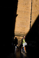 Tourists, Florence, Italy, Europe, 2007, ©Stephen Blake Farrington / GraziaNeri