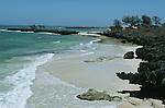 La baie de de Diego Suarez ou Antsiranana offre des dizaines de kilometres de plages sauvages