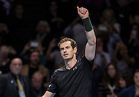 ATP London 2016 - Day Six - 18.11.2016
