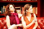 Ruth Gabriel (l) Lidia Navarro at VERANO in the Fernan Gomez Theater.28 june 2012.(ALTERPHOTOS/ARNEDO)