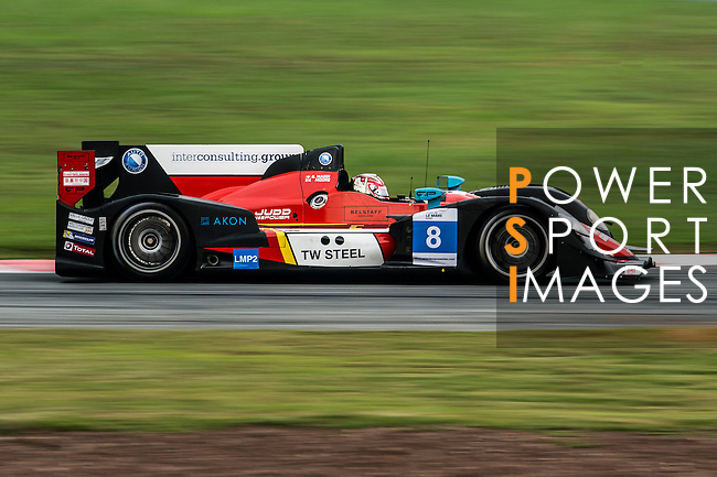 Race Performance, #8 Oreca 03R Judd, driven by Giorgio Maggi and Struan Moore in action during the Free Practice 1 of the 2016-2017 Asian Le Mans Series Round 1 at Zhuhai Circuit on 29 October 2016, Zhuhai, China.  Photo by Marcio Machado / Power Sport Images